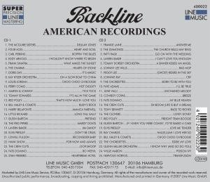 Backline Vol.22