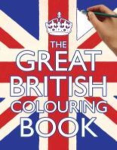 The Great British Colouring Book
