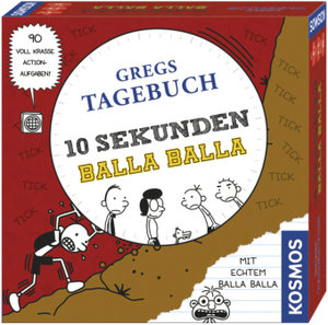 Gregs Tagebuch - 10 Sekunden Balla Balla