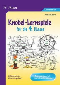 Knobel-Lernspiele für die 4. Klasse