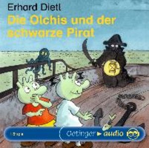 Die Olchis und der schwarze Pirat