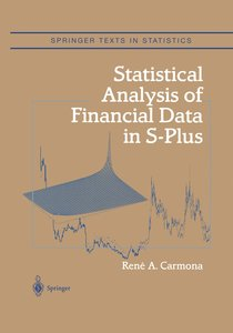 Statistical Analysis of Financial Data in S-Plus