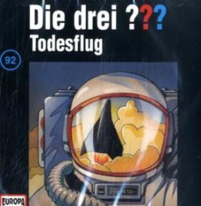 Die drei ??? 092. Todesflug. (drei Fragezeichen). CD