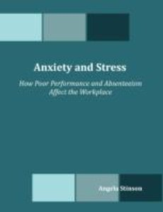 Anxiety and Stress