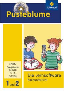 Pusteblume. Das Arbeitsbuch Sachunterricht 1/2. CD-ROM