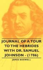 Journal of a Tour to the Hebrides with Dr. Samuel Johnson - (178