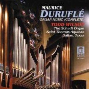Durufle/Orgelwerk (GA)