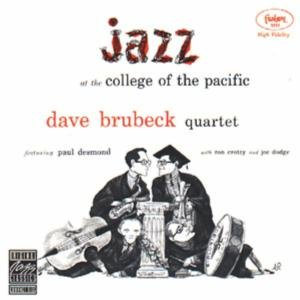 Jazz At College Of The Pacific
