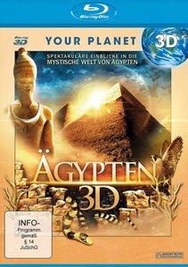 Ägypten-Blu-ray Disc-3D