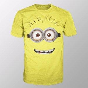Minion Goggle Face (Shirt S/Yellow)