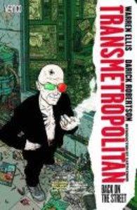 Transmetropolitan Vol. 01