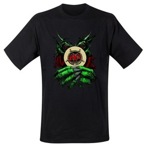 Slayer T-Shirt Root Of All Evil Jumbo (Size L)