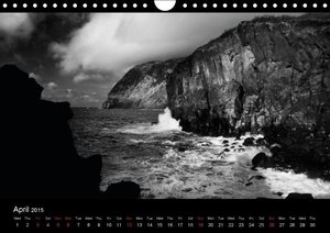 Calendar Nr. 1 / 2015 CORVO ISLAND IN THE SOLITUDE OF THE ATLANT