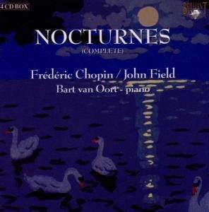 Chopin/Field:Nocturnes 4-CD