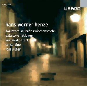 Boulevard Solitude Zwischenspiele/Ballett-Variat