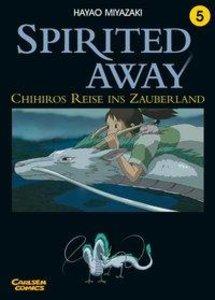 Spirited Away 05. Chihiros Reise ins Zauberland