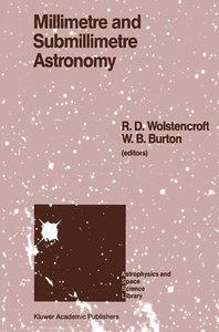 Millimetre and Submillimetre Astronomy