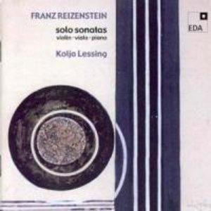 Franz Reizenstein-Solo Sonatas