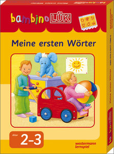 LÜK bambino-LÜK Set. Erste Wörter