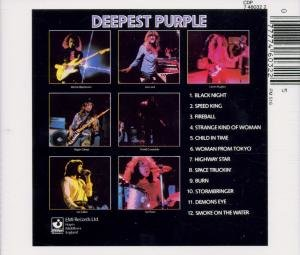 Deepest Purple/Very Best Of...
