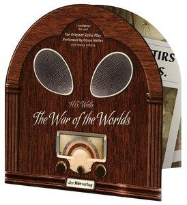 The War of the Worlds. Vinylschallplatte