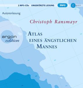 Atlas eines ängstlichen Mannes (Hörbestseller in MP3-Ausgabe)