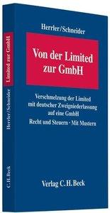 Von der Limited zur GmbH