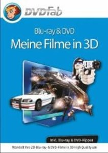 DVDfab Meine Filme in 3D