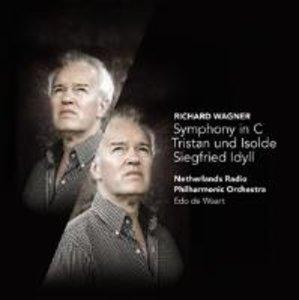 Symphony in C/Tristan und Isolde/Siegfried Idy