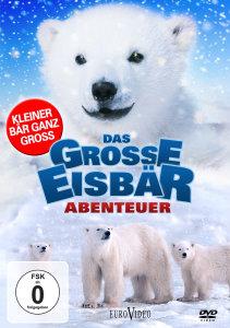 Das große Eisbär Abenteuer (DVD)