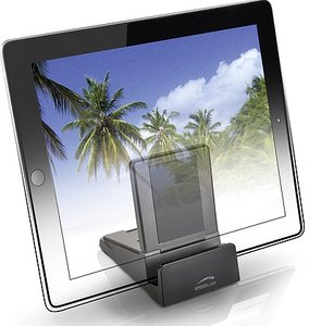 Speedlink SL-7468-BK CAVITY Universal Tablet PC Stand, Tisch-Stä