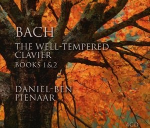 Bach:The Well-Tempered Clavier Books 1 & 2