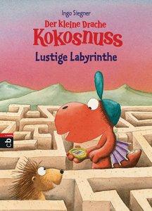 Der kleine Drache Kokosnuss - Lustige Labyrinthe