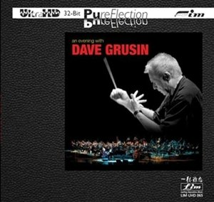 An Evening With Dave Grusin-UHD-CD