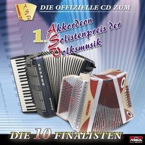 Akkordeon Solistenpreis Der Volksmusik