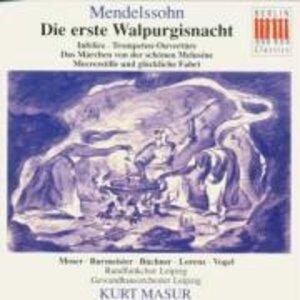 Die Erste Walpurgisnacht/Melusine/+