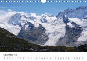 Faszinierende Berge im Licht (Wandkalender 2016 DIN A4 quer)