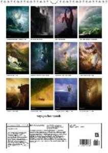 Voyages Intemporels (Calendrier mural 2015 DIN A3 vertical)