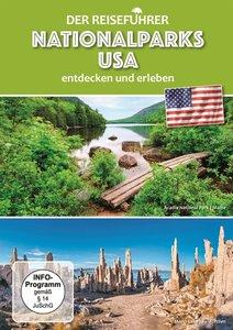 Nationalparks USA 2-Der Reiseführer
