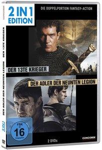 2 in 1 Edition: Der 13te Krieger/Der Adler (DVD)