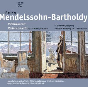 Violinkonzert-Sinfonie 5