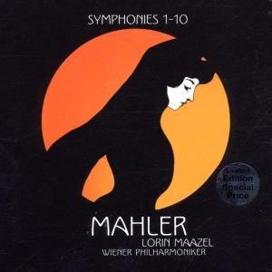 Symphonies Nos.1-10 & Kindertotenlieder-Jubile