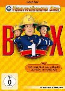 """Feuerwehrmann Sam - Box 1 (inklusive """"Der neue Held..."""" & """"Das B"""