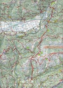 KuF Schweiz Wanderkarte 29 Tessin. Sottoceneri. 1 : 60 000