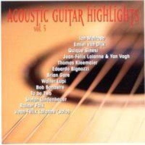 Acoustic Guitar Highlights Vol.5