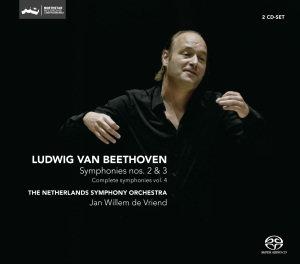Sinfonien 2 & 3 (Complete Sinfonien Vol.4)