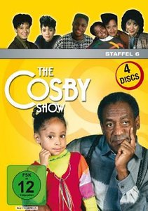 Die Bill Cosby Show - Staffel 6 (Amaray)
