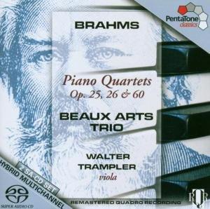 Klavierquart.op.25,26 & 60