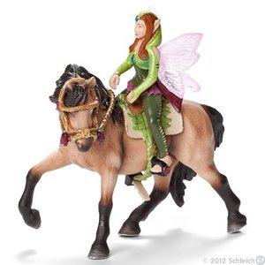 Schleich 42109 - Bayala : Elfenreitset Waldelfe, ohne Pferd