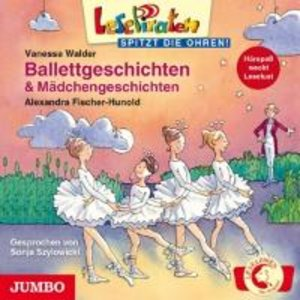 Lesepiraten: Ballettgeschichten & Mädchengeschicht